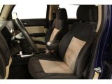 2009 Hummer H3 T Ebony/Light Cashmere Interior