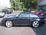 1996 Porsche 911 Carrera 4S Data, Info and Specs