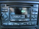 1998 Nissan Frontier XE Extended Cab 4x4 Audio System