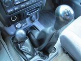 1998 Nissan Frontier XE Extended Cab 4x4 5 Speed Manual Transmission