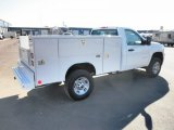 2012 GMC Sierra 2500HD Regular Cab Utility Truck Data, Info and Specs