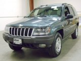 2002 Onyx Green Pearlcoat Jeep Grand Cherokee Laredo 4x4 #55658538