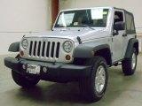 2012 Bright Silver Metallic Jeep Wrangler Sport S 4x4 #55658533
