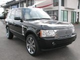 2007 Java Black Pearl Land Rover Range Rover HSE #55658516