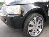 2007 Land Rover Range Rover HSE Custom Wheels
