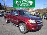 2005 Salsa Red Pearl Toyota Tundra SR5 TRD Access Cab 4x4 #55658502