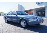 2009 Norsea Blue Metallic Mercury Grand Marquis LS #55658007