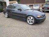 2004 Orient Blue Metallic BMW 3 Series 330i Sedan #55658267