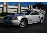 2001 Silver Metallic Ford Mustang GT Coupe #55658250