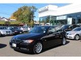 2008 Black Sapphire Metallic BMW 3 Series 335i Sedan #55657943