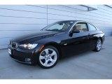 2008 Black Sapphire Metallic BMW 3 Series 328xi Coupe #55657931