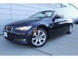 2009 Monaco Blue Metallic BMW 3 Series 335i Convertible #55657927
