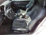 2003 Mercedes-Benz SLK Interiors