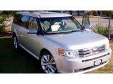 2010 Ingot Silver Metallic Ford Flex Limited #55658194