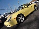 1999 Porsche 911 Pastel Yellow