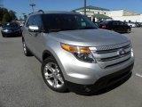 2011 Ingot Silver Metallic Ford Explorer Limited #55658135