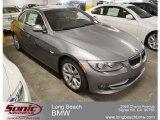 2012 Space Grey Metallic BMW 3 Series 328i Convertible #55658101