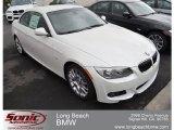 2011 Mineral White Metallic BMW 3 Series 328i Convertible #55658097