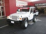 2006 Stone White Jeep Wrangler X 4x4 #55709339