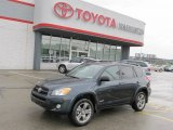 2011 Black Forest Metallic Toyota RAV4 Sport 4WD #55709086