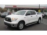 2010 Super White Toyota Tundra CrewMax #55709322
