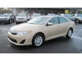 2012 Sandy Beach Metallic Toyota Camry LE #55709311