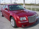 2008 Inferno Red Crystal Pearl Chrysler 300 Limited #542440