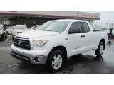 2012 Super White Toyota Tundra Double Cab #55709309