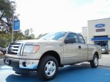 2011 Pale Adobe Metallic Ford F150 XLT SuperCab #55709041