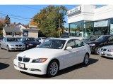 2008 Alpine White BMW 3 Series 335xi Sedan #55709006