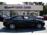 2008 Black Lincoln MKZ AWD Sedan #55709257