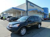 2011 Crystal Black Pearl Honda CR-V SE 4WD #55709525