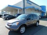 2011 Urban Titanium Metallic Honda CR-V EX 4WD #55709524