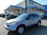 2011 Glacier Blue Metallic Honda CR-V EX 4WD #55709523