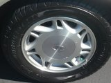 Infiniti J Wheels and Tires
