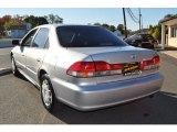 2002 Satin Silver Metallic Honda Accord LX Sedan #55709518