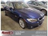2011 Deep Sea Blue Metallic BMW 3 Series 328i Sedan #55709220