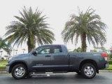 Slate Gray Metallic Toyota Tundra in 2010