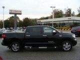 2010 Black Toyota Tundra Limited CrewMax 4x4 #55709212
