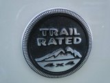 2006 Jeep Wrangler Unlimited Rubicon 4x4 Marks and Logos