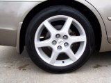 Nissan Altima 2003 Wheels and Tires