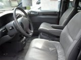 1997 Chrysler Town & Country Interiors