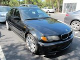 2005 Jet Black BMW 3 Series 330i Sedan #55708941
