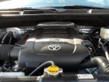 2012 Toyota Tundra SR5 Double Cab 5.7 Liter DOHC 32-Valve Dual VVT-i V8 Engine