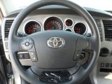 2012 Toyota Tundra SR5 Double Cab Steering Wheel