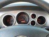 2012 Toyota Tundra SR5 Double Cab Gauges