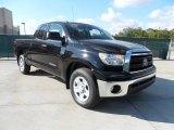 2012 Black Toyota Tundra Double Cab #55709189