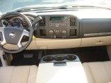 2011 Chevrolet Silverado 1500 XFE Crew Cab Dashboard