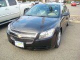 2012 Black Granite Metallic Chevrolet Malibu LS #55708912
