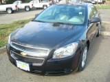 2012 Black Granite Metallic Chevrolet Malibu LS #55708911